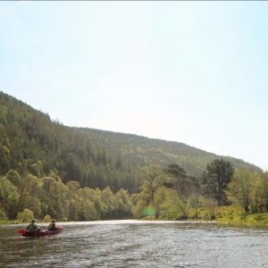 Multi Day river Tweed Canoe Expedition | Kanaytics