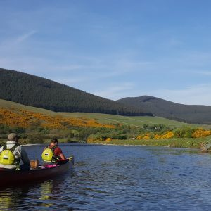 River Tweed Multi Day Canoe Trip | Kayantics